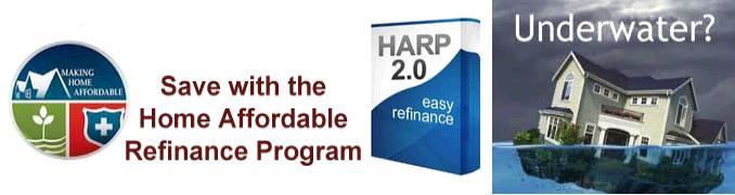 Harp Home Affordable Refinance Program Harp 2 0